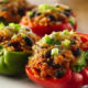 recipes sausage house chorizo stuffed bell peppers