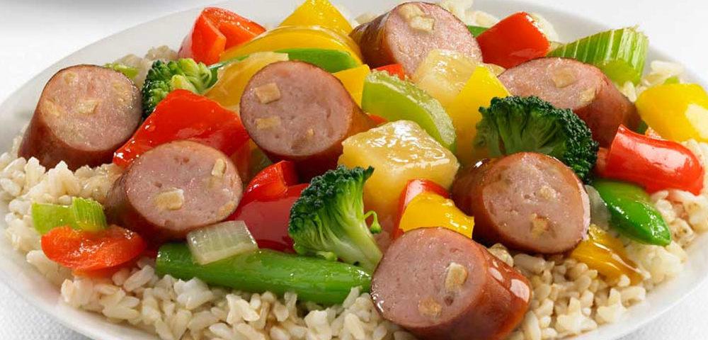 recipes sausage house sausage stir fry