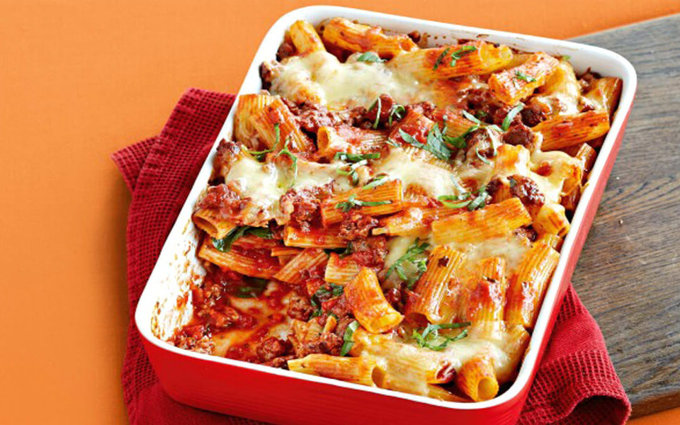 recipes sausage house 30 minute sausage pasta bake