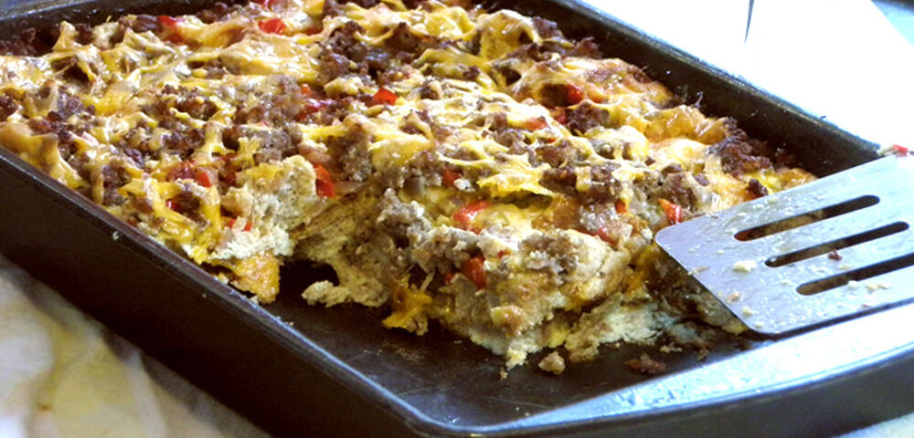 recipes sausage house christmas breakfast sausage casserole